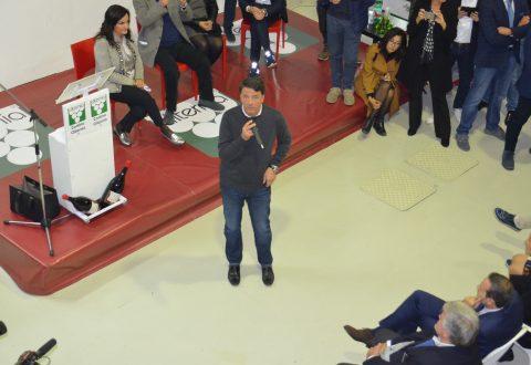 Le campane e il nuovo tessile in rassegna a Venafro per Renzi