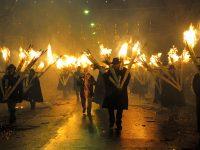 Tutto pronto ad Agnone per il grande rito del fuoco, oggi è il giorno della 'Ndocciata