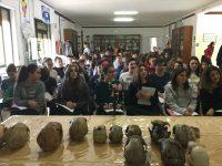 """Gli alunni dell'istituto """"Andrea d'Isernia"""" alla scoperta dei segreti del Paleolitico"""