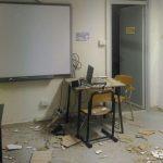 Paura al Montini di Campobasso, crolla parte del solaio: miracolati alunni e professore