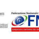 La precarietà nel mondo dell'informazione, i giornalisti scendono in piazza a Roma