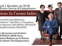 """""""L'occasione fa l'uomo ladro"""". I Napolesani in scena al teatro Savoia di Campobasso"""