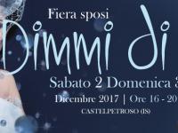 A Castelpetroso apre i battenti la fiera dedicata agli sposi: tutto pronto per 'Dimmi di sì'