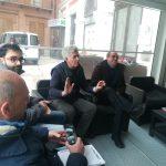 Piazza Prefettura a Campobasso 'blindata', don Michele: «Lesi i diritti dei disabili»