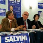 Noi con Salvini si smarca: Aida Romagnuolo il nostro presidente