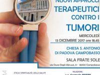 Informazione contro il cancro, la Fondazione Giovanni Paolo II di Campobasso scende in campo