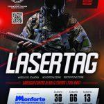 Anche a Campobasso approda il lasertag, il 'gioco tattico' che simula il combattimento