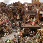 A Campobasso arte, tradizione e tanta passione nei presepi  'senza tempo' di Antonio Guarino