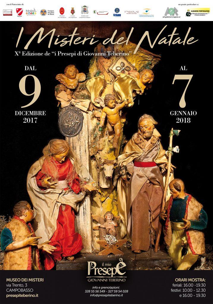 Una tradizione lunga dieci anni, tornano a Campobasso i Misteri del Natale