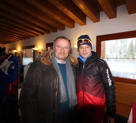Capracotta 'capitale' dello sci di fondo del Centrosud, il sogno nel cassetto di Paglione