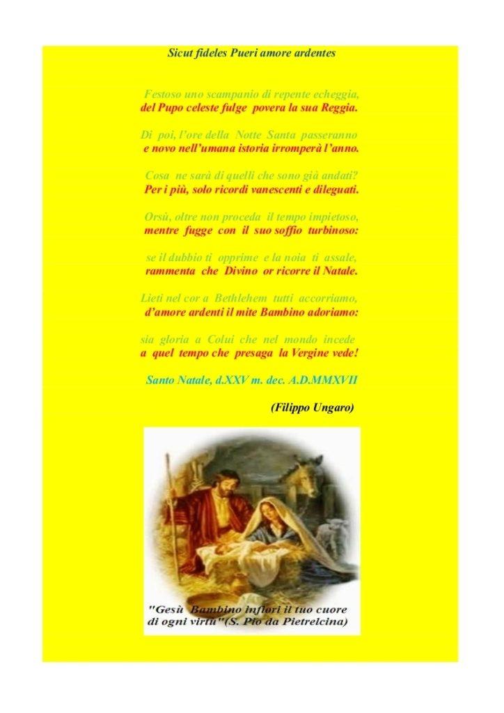 Auguri poetici al Molise da Macchiagodena