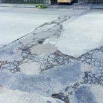 Strade, Campobasso messa male: troppe insidie sull'asfalto