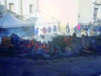 Fede e tradizione, Campobasso si ritrova attorno al fuoco
