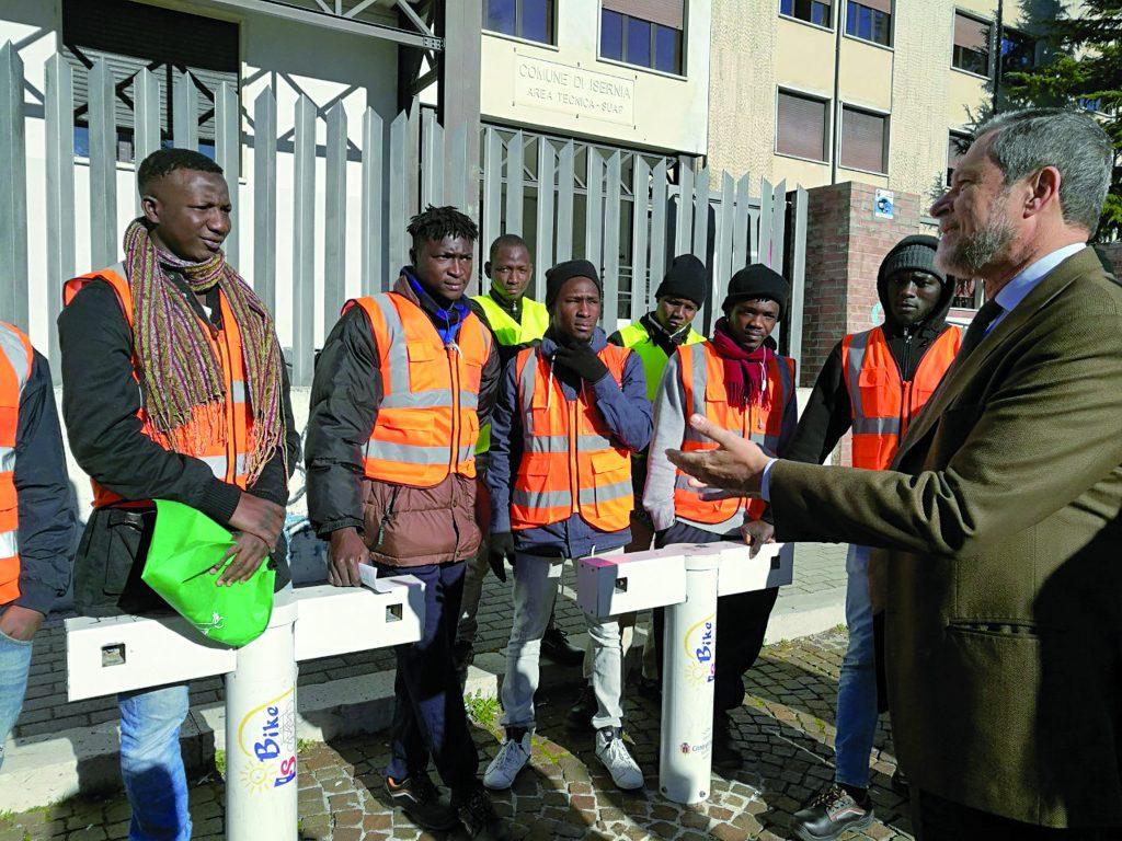 Lavoro e integrazione, prende forma il progetto di Prefettura e Comune di Isernia