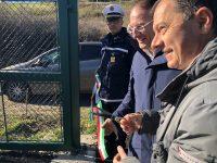 Trivento, inaugurato il centro raccolta rifiuti in località Macchierio