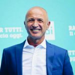 Domenico Iannacone alla presentazione dell'offerta Rai 2016. Milano, 27 giugno 2015.  ANSA/MOURAD BALTI TOUATI