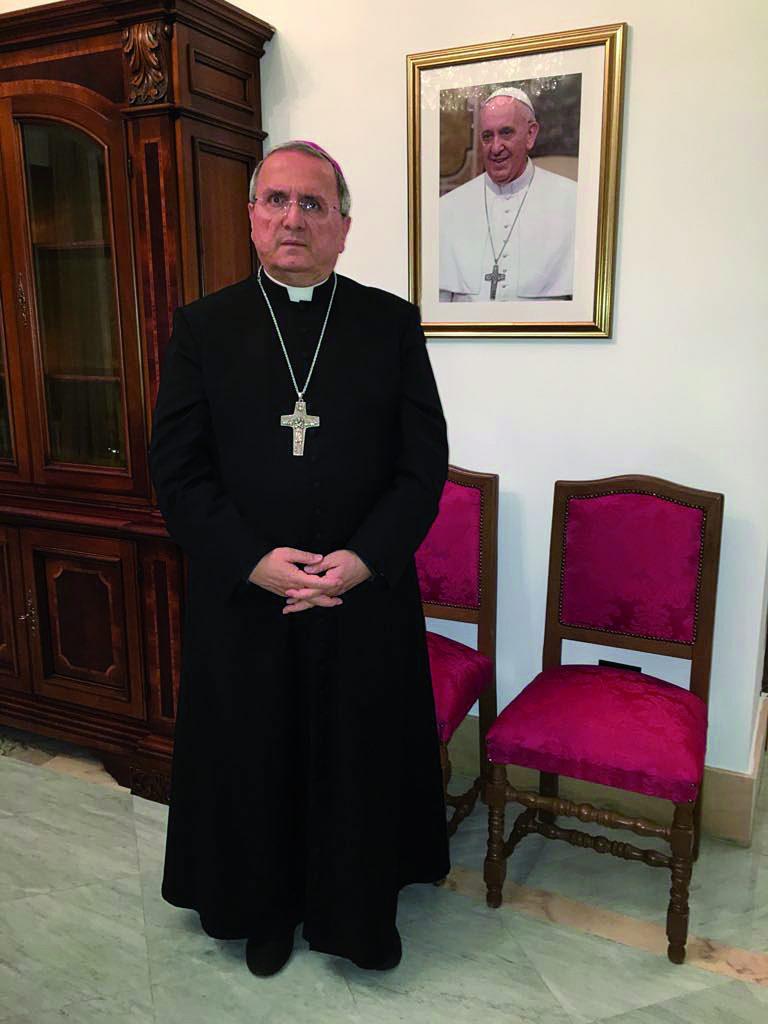 Denuncia per pedofilia, parla il vescovo della diocesi di Isernia: «Difenderò la verità»