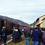 Il treno storico dice 'addio' a Isernia: stop alle partenze
