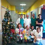 Campobasso, nasi rossi e palloncini per regalare un sorriso ai bimbi malati