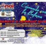 Grandi e piccini nel centro storico di Isernia: torna 'Correndo con la Befana'