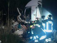 Bagno di sangue sulla Trignina: due morti e due feriti gravi