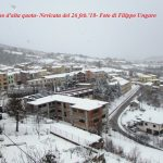 Nevicate molisane in poesia