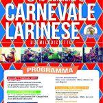 Larino, Carnevale pronto a esplodere anche fuori calendario