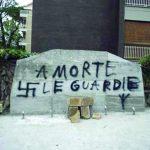 Sdegno a Guglionesi per l'offesa ai martiri