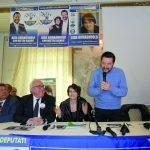 Campobasso, tutto esaurito per Salvini «Grazie Molise, il 5 marzo torno da primo ministro..»