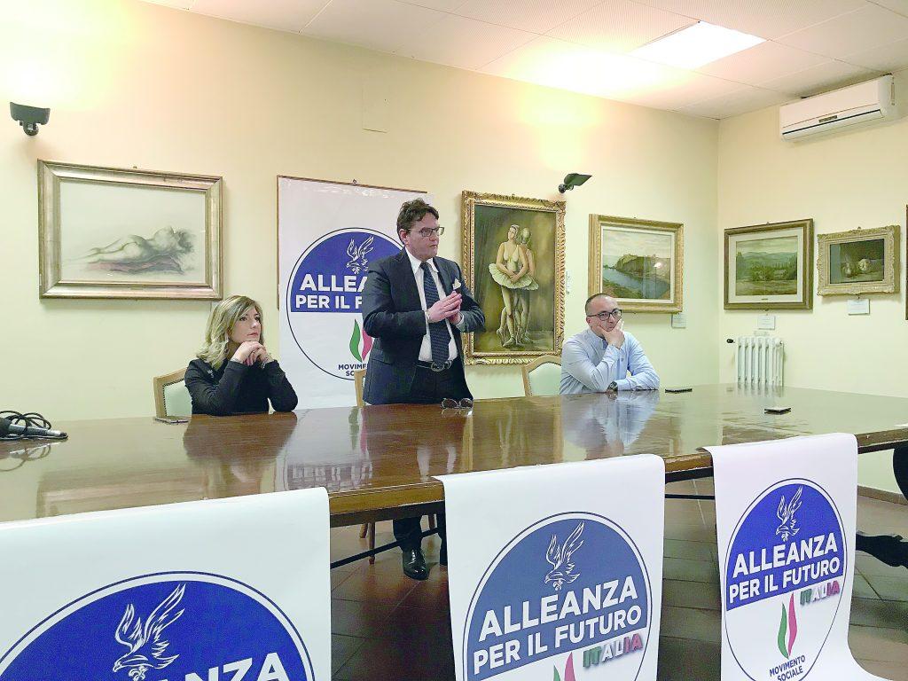 Candidato governatore, arriva l'aut aut di Mancini