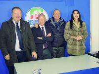 Parte da Isernia la nuova era di Forza Italia: «Qui il nostro zoccolo duro»
