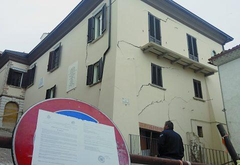 Dissesto a Civitacampomarano, aggiornato il Piano di evacuazione