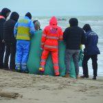 Termoli, cadavere di donna restituito dal mare sul litorale Nord