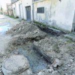 Bojano, sale il livello delle sorgenti: fabbricati allagati
