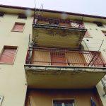 Bojano, la palazzina Iacp di via Gallinola cade a pezzi