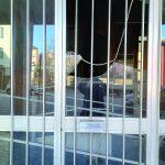 Paura a Campobasso in via Montegrappa, bottiglia incendiaria contro la sede dello Iacp