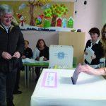 Termoli, l'election day vissuto dai candidati in città