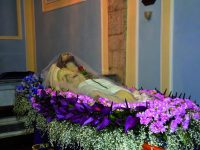 Stasera a Sant'Elia a Pianisi la Passione di Cristo è 'live'