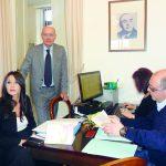 Tartaglione eletta in Puglia. Lei assicura: sono una deputata del Molise