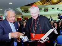 Alla Cattolica di Campobasso Parolin benedice il momento della svolta «Fiducia nel futuro»