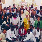 La chiesa che accoglie: a Bojano 23 migranti battezzati dal vescovo