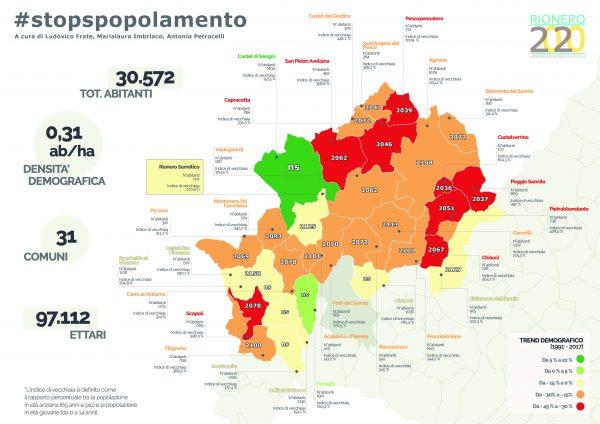 Cartina Molise Geografica.La Provincia Di Isernia Scompare Ecco I Paesi A Rischio Primopiano Molise