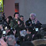 Per Salvini seconda visita da 'leader' «Cresciamo noi e tutto il centrodestra»