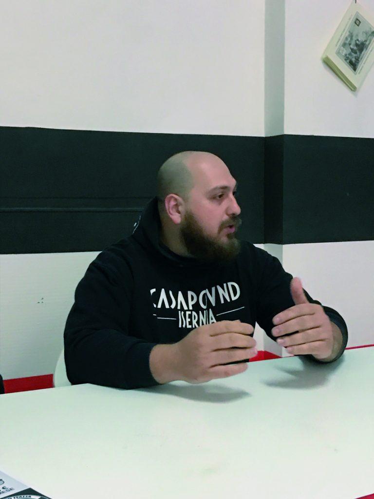 Bocciatura per Casapound, Di Giacomo amareggiato: «Manca il voto d'opinione»