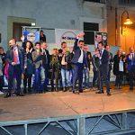 Di Maio a Termoli: «Tornerò come premier e Andrea sarà governatore»