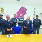 Colpo in via Calabria a Campobasso, dura tre ore la fuga del 26enne
