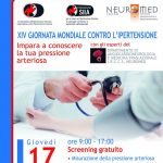 Ipertensione, screening gratuiti al Neuromed di Pozzilli