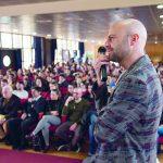 Il tour motivazionale di Luca Abete fa tappa a Campobasso