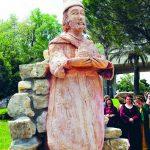 """Termoli diventa """"città timoteana"""", messa a dimora la statua"""