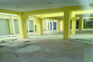 Cittadella dell'economia di Campobasso nel degrado, un altro esempio di sperpero di denaro pubblico